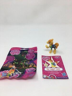 My Little Pony * Mr Carrot Cake * Blind Bag Mini MLP Friendship Is - Mr Cake Mlp