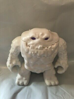 "2011 DC Super Friends Batman 5"" White Snow Clayface Figure Imaginext"