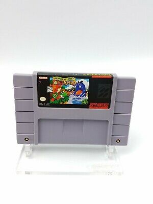 Super Mario World 2 Yoshi's Island SNES, 1995 Super Nintendo Authentic, Tested