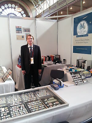 Melbourne 2013 International Stamp Show