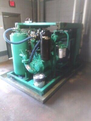 Sullivan-palatek 200 Hp Rotary Screw Air Compressor Airend Rebuilt