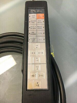 Mitsubishi Standard Sinker Edm Hand Pendant - E128 Dc46600