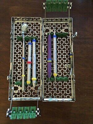 Hu- Friedy Dental Hygiene Instruments Nebraska Curette Mirror Probe Explorer