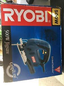 Ryobi 500w Jigsaw Ashfield Ashfield Area Preview