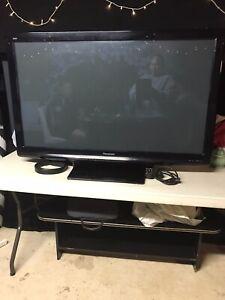 """50"""" Panasonic Full HD Plasma TV"""