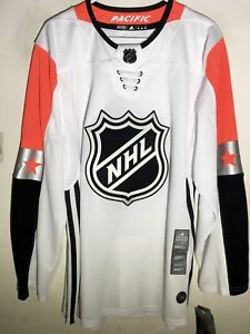a6562e278 adidas Authentic NHL Jersey All-Star West Team White sz 52