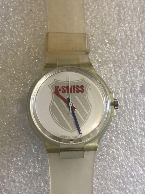 Vintage K Swiss Watch