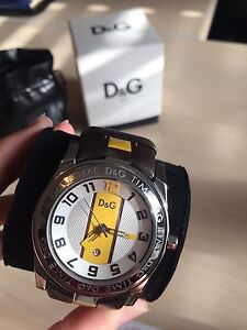 BNIB D&G Watch