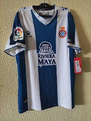 Nueva New | Original | Camiseta futbol | Talla S | RCD...