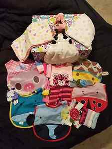 BUNDLE OF BRAND NEW BABY GIRLS ITEMS Argyle Donnybrook Area Preview