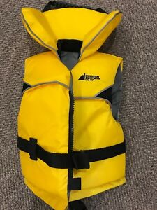 MEC Infant/Toddler Life Jacket -  fits up to 20-30lbs