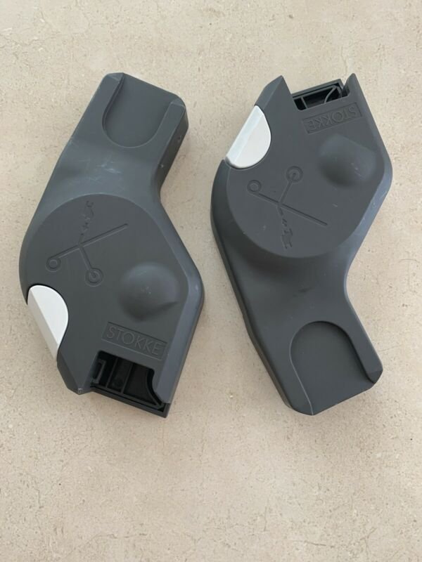 Stokke Stroller Car Seat Adapter for Xplory & Scoot Stollers