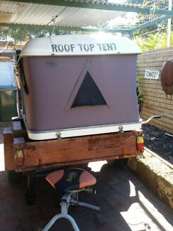 Roof top tent | Caravan & Campervan Accessories | Gumtree Australia