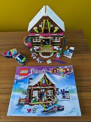 Lego Friends - 41323 - Snow resort chalet