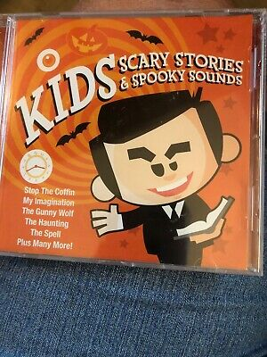 ♫ HALLOWEEN KIDS SCARY STORIES & SPOOKY SOUNDS](Scary Halloween Music Kids)