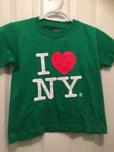 "Chandail ""I love New York"" gr Small"