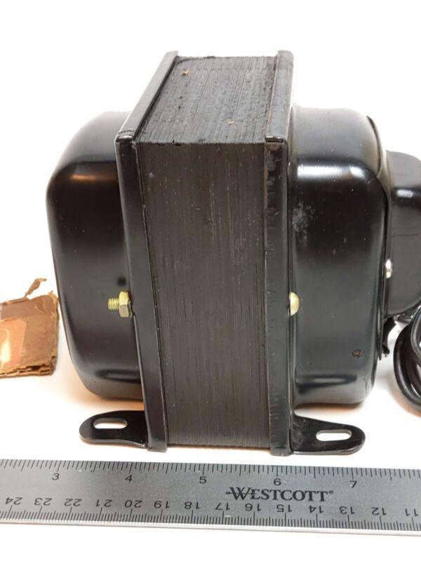 VINTAGE ACME ELECTRIC  STEPDOWN TRANSFORMER T-10268 (NOS)