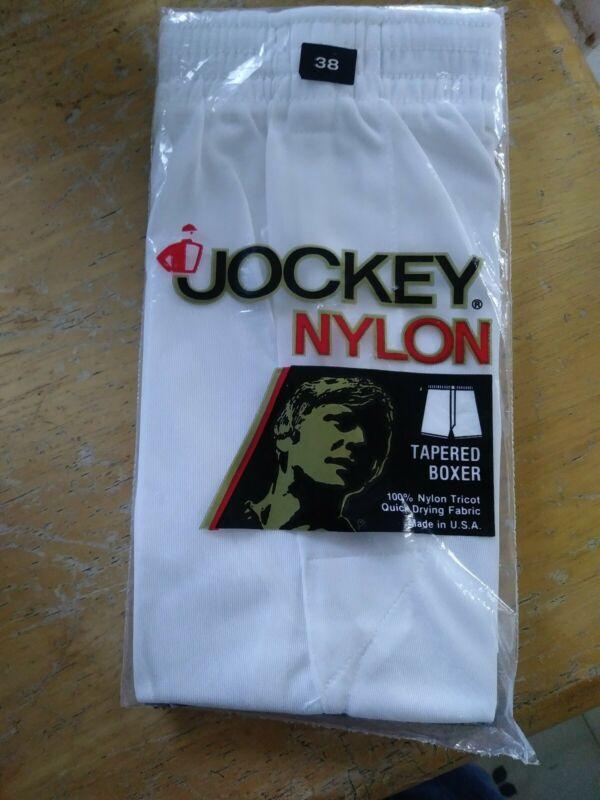 Vintage Jockey Boxer  Nylon Men