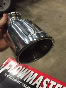Flowmaster exhaust for 90-93 Integra or EF Civic