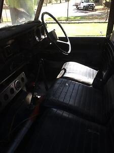 1980 Land Rover Series 3 109 GS Rockhampton Rockhampton City Preview