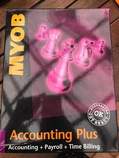 MYOB v10 Desktop Software