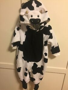 Cow costume for baby