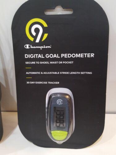 c9 digital goal pedometer