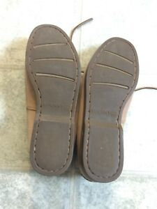 Men's size 11W Sperry shoes