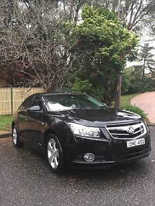 2010 Holden Cruze Sedan, CDX Manual 2Lt Turbo Diesel West Pennant Hills The Hills District Preview