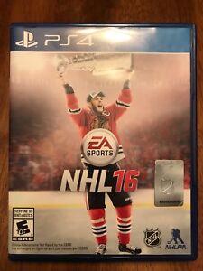 PS4 NHL16