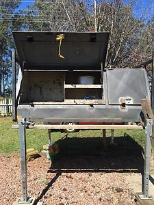 Tool box/ canopy North Richmond Hawkesbury Area Preview
