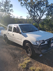 Holden Rodeo 2002 Gumtree Australia Free Local Classifieds
