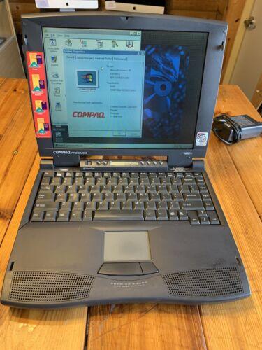 Laptop Windows - Compaq Presario 1610 Windows 95