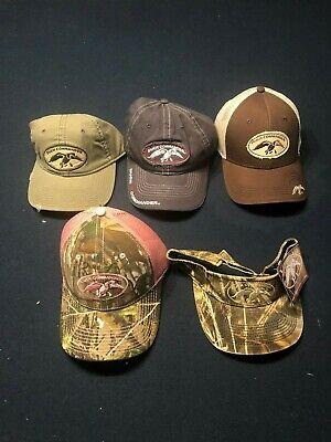 Duck Commander Duck Dynasty Hats (Lot of 5)