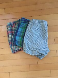 Lot of Ladies Shorts - size 0/2