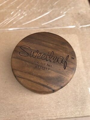 "Sweetleaf Small Size 2"" Wood Grinder"