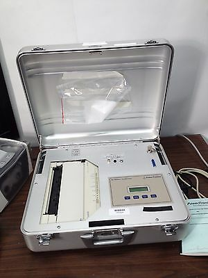 Powertronics The Detective Powerline Monitor Power Analyzer W Printer