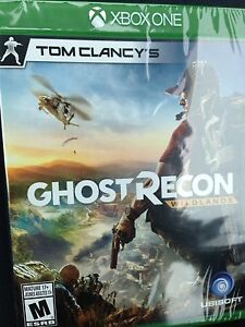 XBOX ONE GHOST RECON WILDLANDS -NEW-