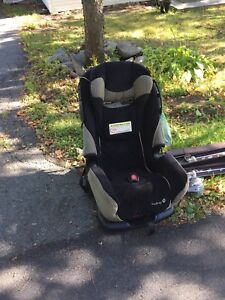 FREE car seat and blinds