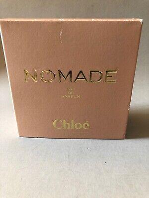 Chloe Nomade Perfume by Chloe 2.5 oz./ 75 ml. Eau de Parfum Spray for Women OB