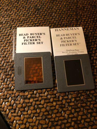Hanneman Bead Buyers & Parcel Pickers Filter set