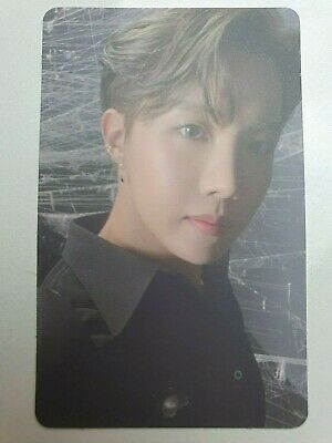 BTS Map Of The Soul 7 Official Photo Card Version 2 JHOPE HOSEOK