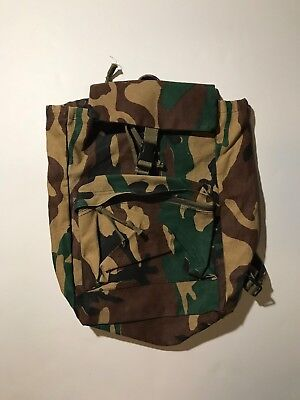 Brown Camouflage Backpack - Camouflage Backpack camping hunting travel green brown beige