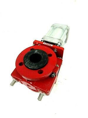 New Larox Pve2a125-601l Actuated Pinch Valve Pve2a125601l