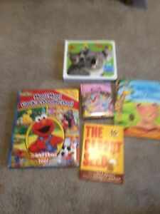 Collection of toddler books
