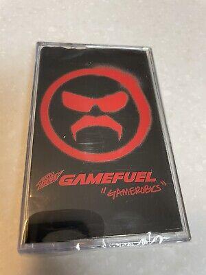 Dr Disrespect Gamerobics Cassette Tape Game Fuel Limited Rare