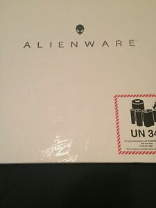 Laptop Alienware brand new (négociable)