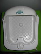 Ronson Buble Foot Spa in Good Condition Windsor Gardens Port Adelaide Area Preview