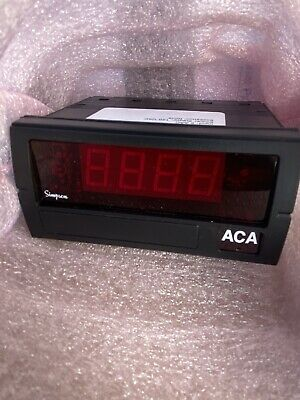 New Simpson F351460 Digital Panel Meter 5aac