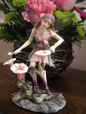 "Faerie Glen  band series fairy Figurine ""MYSTIBEAT""  FG8037 BNIB RETIRED!"